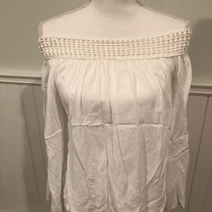 Last Two!  Off the Shoulder Top